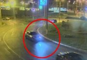 Ca-n filme! Un sofer galatean a fugit de politie dupa ce a lovit doi oameni! Oamenii legii au fost nevoiti sa traga asupra lui!