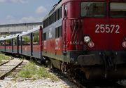 Tragedie la Focsani! Un barbat s-a aruncat in fata trenului dupa ce a fugit de la locul accidentului pe care l-a produs