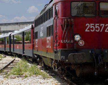 Tragedie la Focsani! Un barbat s-a aruncat in fata trenului dupa ce a fugit de la locul...