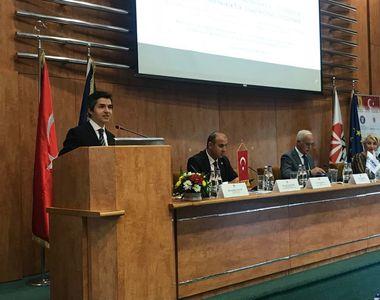Forumul de Afaceri Romania-Turcia a avut loc astazi, 6 septembrie! Al cincilea partener...