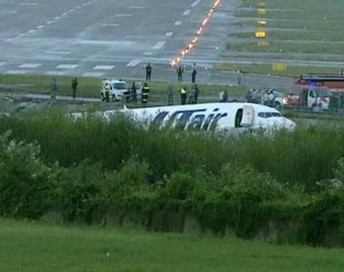 Incident bizar la bordul unui avion care a aterizat la New York dupa o cursa din Dubai