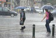 Vremea se schimba radical! Care sunt regiunile care vor fi lovite de ploi abundente si vijelii violente