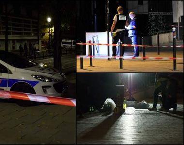 Turisti atacati in plina strada, la Paris. Sapte persoane sunt grav ranite, dintre care...