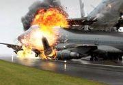 Un avion plin cu pasageri s-a prabusit! Cel putin 19 persoane au murit!