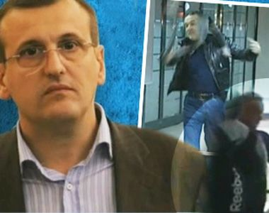 Scandal ca la usa cortului pe Aeroportul Otopeni! Gigi Becali si europarlamentarul...