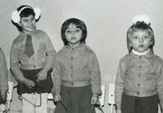 Vedetele romanesti si-au adus aminte de prima lor zi de scoala!