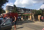 Incendiul care a distrus un bloc din sectorul 5 scoate la iveala mai multe nereguli in industria imobiliara!