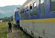 Un barbat a murit sub rotile unui tren la Cristestii Ciceului. Este cutremurator cum a fost gasit