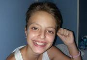 Pentru Alexandra, scoala a inceput pe un pat de spital! Fetita de 12 ani va invata in clinica, unde asteapta sa fie programata la un transplant medular