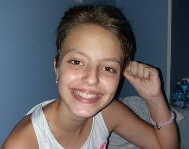 Pentru Alexandra, scoala a inceput pe un pat de spital! Fetita de 12 ani va invata in...