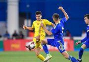 Se vede calificarea! Nationala de tineret a invins cu 2-0 selectionata Bosniei si Hertegovinei!