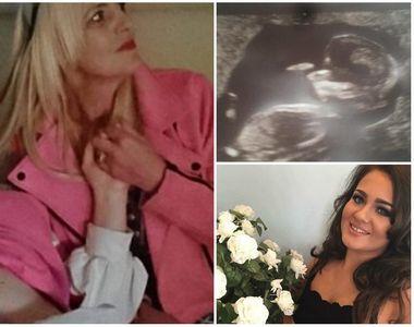 O viitoare mamica de 22 de ani a murit a doua zi dupa ce si-a facut prima ecografie....