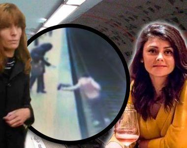 """Magdalena Serban, criminala de la metrou, declaratii despre fapta comisa! """"Pe mine..."""
