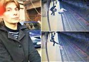 """Alexandra a scapat din mainile Magalenei Serban, criminala de la metrou, dar nu si de cosmaruri: """"O vad cum vine din intuneric sa-mi faca rau"""""""