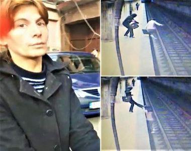 Alexandra a scapat din mainile Magalenei Serban, criminala de la metrou, dar nu si de...
