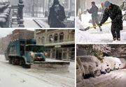 Prognoza meteo pentru iarna anului 2018! Estimarile facute de meteorologi