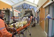 Un barbat din Botosani a incercat sa se sinucida la locul de munca si s-a aruncat intr-un cazan cu lichid fierbinte