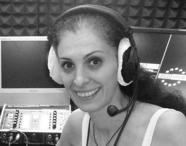 Doliu in presa sportiva romaneasca! Ivonne Ghita, vocea Eurosport din ultimii 14 ani, a...