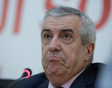 """Un protestatar s-a dus la Tariceanu, in aeroport, si i-a spus: """"Sa-ti fie..."""