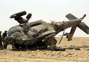 Un elicopter militar s-a prabusit in Afganistan! Toti pasagerii de la bord au murit