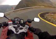 Accident teribil pe Transalpina! Un motociclist este in stare grava