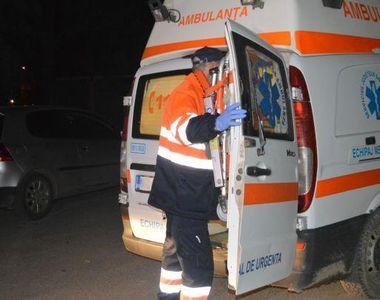 Un tanar din Galati a ajuns de urgenta la spital! Barbatul prezenta multiple plagi...