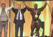 Shawn Rhoden, cel mai musculos om din lume! La 19 ani era supraponderal, iar la 42 a devenit Mr. Olympia 2018!