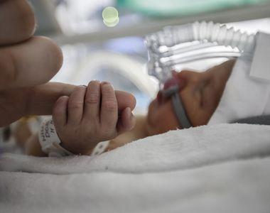Nascuti ca sa se lupte cu sistemul! Mii de bebelusi mor cu zile doar pentru ca nu au...