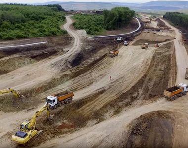Noi probleme in constuirea autostrazii A3! De ce obstacol s-au lovit acum autoritatile!