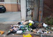 Sectorul 3 al Bucurestiului a devenit capitala gunoaielor! Oamenii fac zi de zi slalom printre pubelele pline ochi