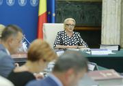 Sedinta de Guvern, marti. Organizarea referendumului de modificare a Constitutiei, pe ordinea de zi