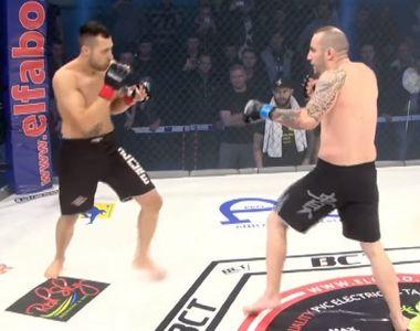 Ultima ora! Un cunoscut luptator MMA, implicat in scandalul baschetbalistilor din Braila!
