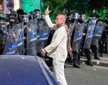 "Catalin Paraschiv, seful Brigazii Speciale a Jandarmeriei: ""In 10 august noi am..."