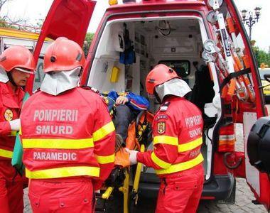 Explozie la o scoala din Mures! Doua persoane au fost ranite si zeci de elevi au fost...