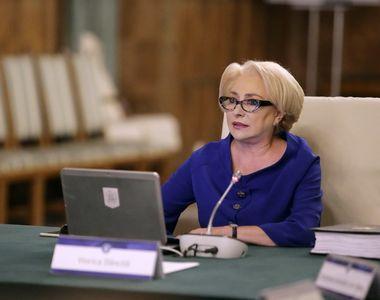 """Premierul Viorica Dancila, anunt neasteptat despre Legea Pensiilor: """"Va duce la..."""