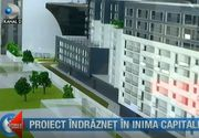 Proiect imobiliar indraznet in inima Capitalei, lansat de marii dezvoltatori din Turcia. Iata cum arata locuintele