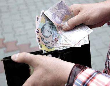 Salariul minim brut pe economie ar putea creste de la anul! Afla cu cat