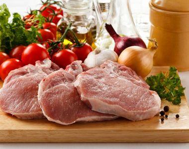 Daea: Pretul carnii de porc a scazut, dar piata va avea de suferit din cauza pestei...