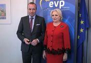 """Liderul Partidului Popular European, Manfred Weber, dupa intalnirea cu Dancila: """"Tara face pasi inapoi.."""""""