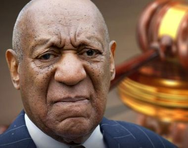 Actorul american Bill Cosby, condamnat la 3 pana la 10 ani de inchisoare!