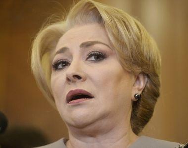 O noua gafa a Vioricai Dancila! Premierul a declarat in fata social-democratilor din...