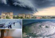 "Meteorologii anunta un fenomen extrem care  va lovi Romania: ""Asa s-au pozitionat masele de aer"""