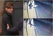 Criminala de la metrou vrea in libertate! Mizeaza pe discernamantul redus in momentul crimei
