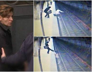 Criminala de la metrou vrea in libertate! Mizeaza pe discernamantul redus in momentul...