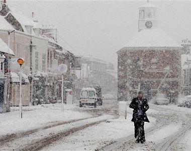 Britanicii se pregatesc pentru cea mai grea iarna din toate timpurile