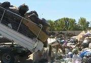 O noua groapa de gunoi a aparut chiar pe cheiul Dambovitei! Explicatia halucinanta a autoritatilor
