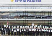 Anunt al MAE: Greva a personalului de bord al companiei Ryanair in Germania, Olanda, Belgia si Portugalia