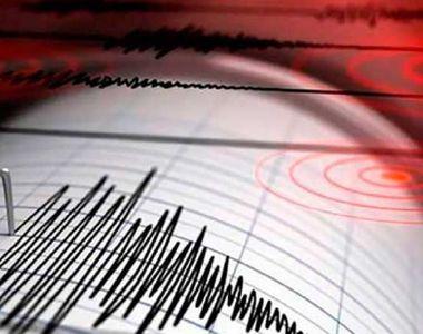 Cutremur, in aceasta dimineata, in Vrancea! Doua seisme inregistrate in interval de 6 ore