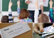Veste buna pentru elevii cu medii generale mari! Primesc bani de la stat