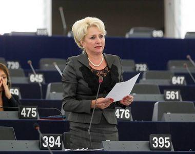 Situatia Romaniei va fi discutata, luni, in Parlamentul European. La discutii va...